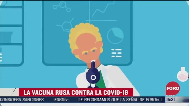 es segura la vacuna rusa contra covid