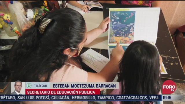 Esteban Moctezuma en entrvista para FOROtv