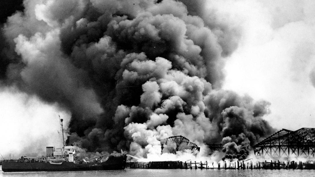 Explosion en texas 1947
