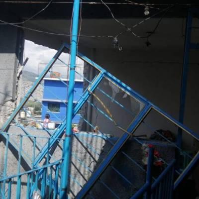 Varios lesionados de gravedad tras explosión por acumulación de gas en Iztapalapa