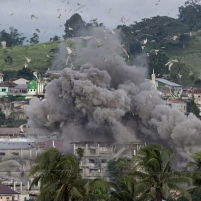 Dos bombas dejan varios muertos y heridos en Filipinas