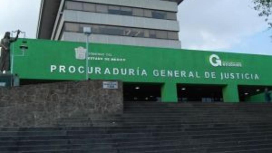 Edificio de la Fiscalía del Edomex