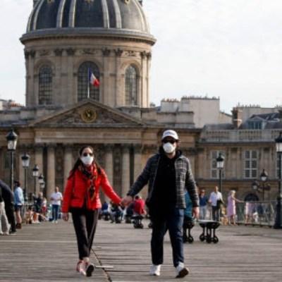 Francia confirma rebrote de COVID-19: registra más de 10 mil casos en un solo día