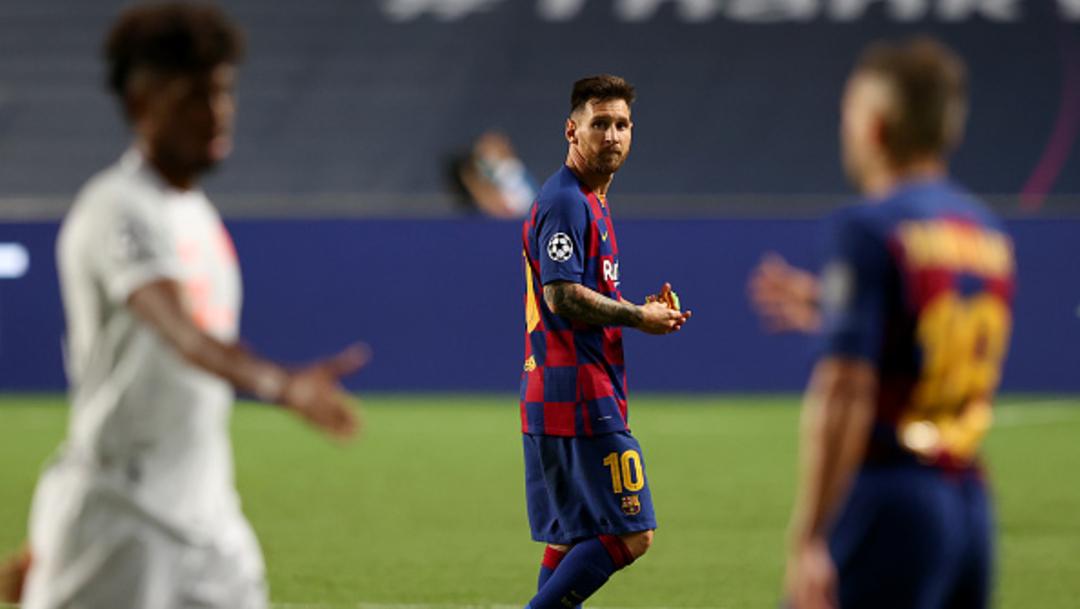 Barcelona Pierde 8 2 Ante El Bayern Munich Noticieros Televisa