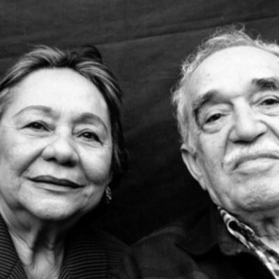 Muere Mercedes Barcha, viuda de Gabriel García Márquez