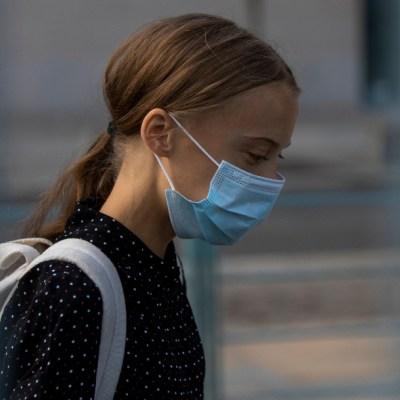 Greta Thunberg regresa a la escuela después de un año de activismo