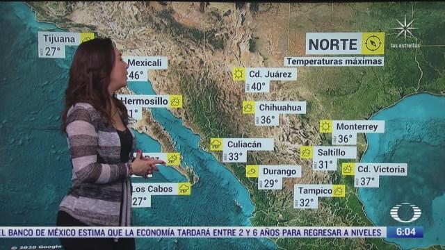 hernan provocara lluvias en baja california sur sinaloa nayarit y jalisco