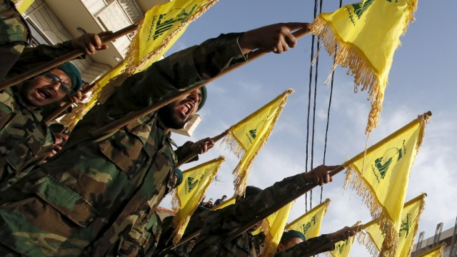 Hezbolá, Líbano, grupo yihadi