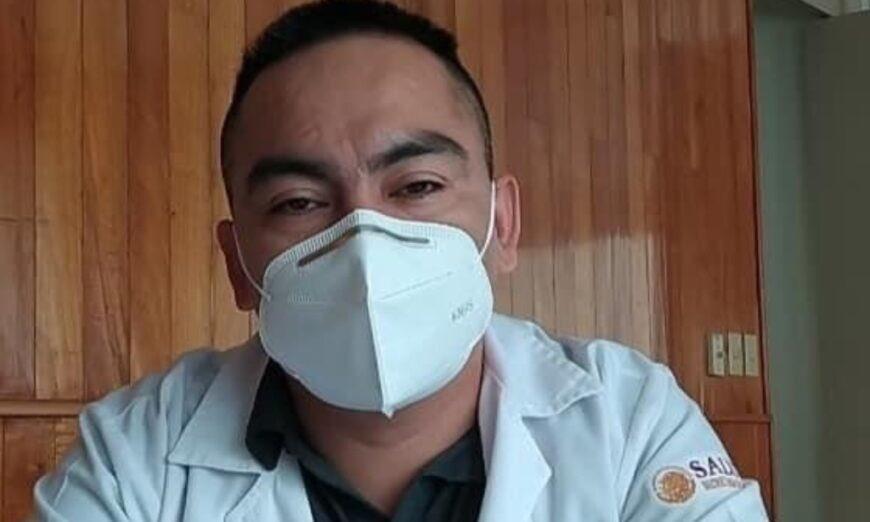 Hospitalizan al doctor Gerardo Vicente Grajales Yuca, acusado abuso de autoridad en Chiapas