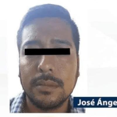 José Ángel, El Capuchino, detenido en Michoacán