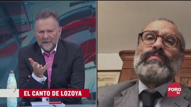 Leo Zuckermann y el abogado penalista Agustín Acosta analizan Qué significa la denuncia de hechos de Emilio Lozoya
