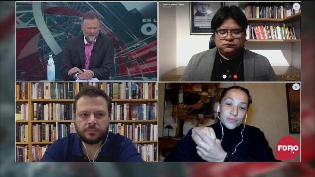 Leo Zuckermann, Paula Sofía Vázquez, Carlos Bravo Regidor y Gibrán Ramírez analizan las divisiones en el gabinete de AMLO