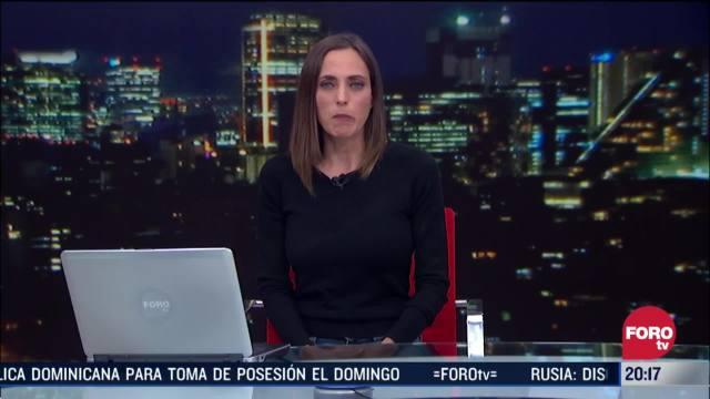 Las Noticias Ana Francisca Vega Programa Completo Forotv 12 Agosto 2020