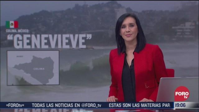 Las Noticias con Karla Iberia Programa completo del 18 de agosto del 2020