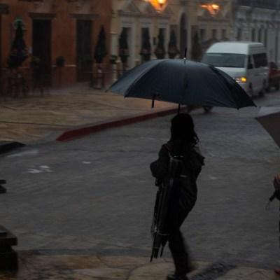 Zona de baja presión provocará lluvias fuertes en Puebla, Oaxaca y Chiapas