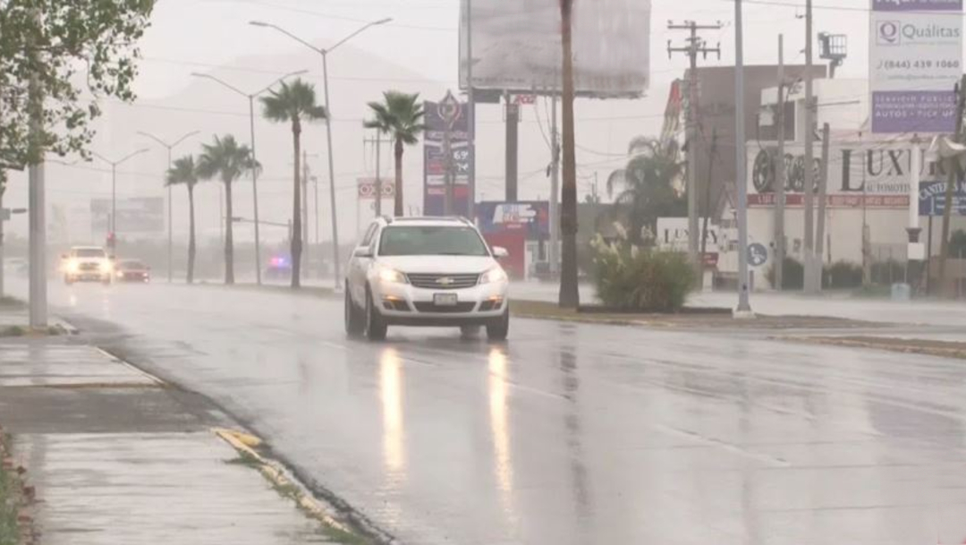 Se pronostican lluvias de fuertes a muy fuertes en gran parte de México.