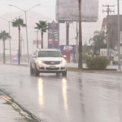 Se pronostican lluvias de fuertes a muy fuertes en gran parte de México