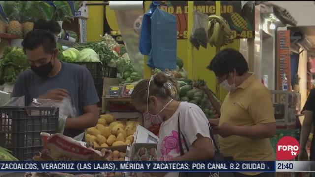 locatarios en mercados de cdmx sufren por pandemia de covid