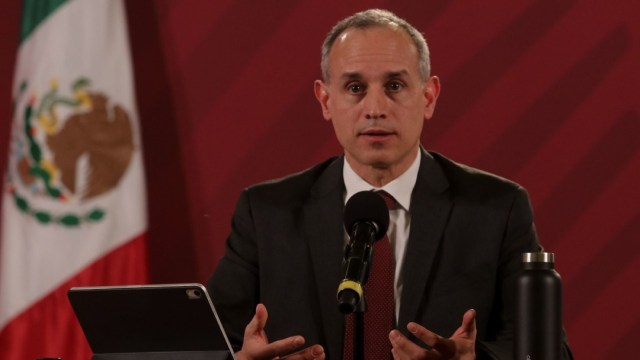 El subsecretario de Prevención y Promoción de la Salud, Hugo López- Gatell