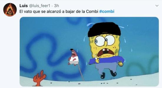 Memes del ladrón de la combi