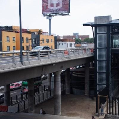 Próximamente por inaugurarse las primeras estaciones elevadas del Metrobús