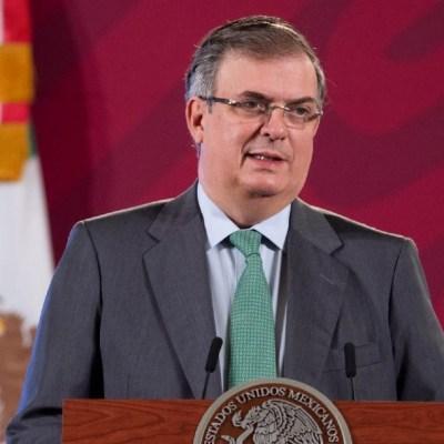 México participará en ensayos clínicos de vacuna italiana contra coronavirus, anuncia Ebrard