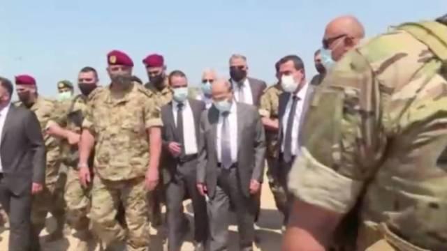 Luego de las trágicas explosiones ocurridas el 4 de agosto en Beirut, Líbano, el presidente Michel Aoun prometió transparencia en las investigaciones de la tragedia