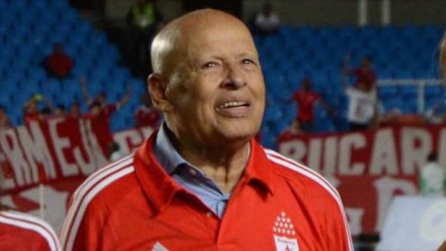Muere Gabriel Ochoa Uribe, leyenda del futbol colombiano