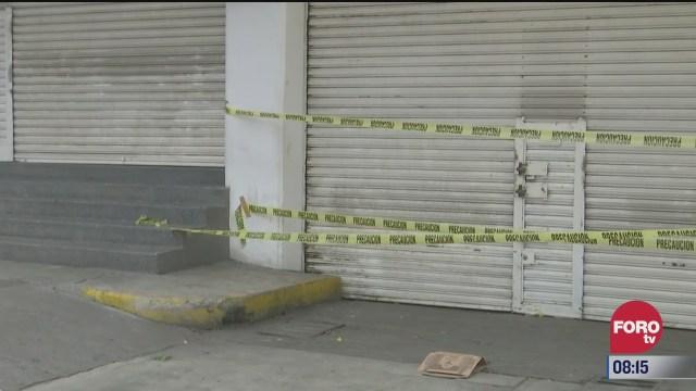 muere hombre en situacion de calle en la cdmx 13 agosto
