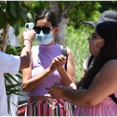 México alcanza los 59 mil 106 muertos y los 543 mil 806 casos confirmados de COVID-19