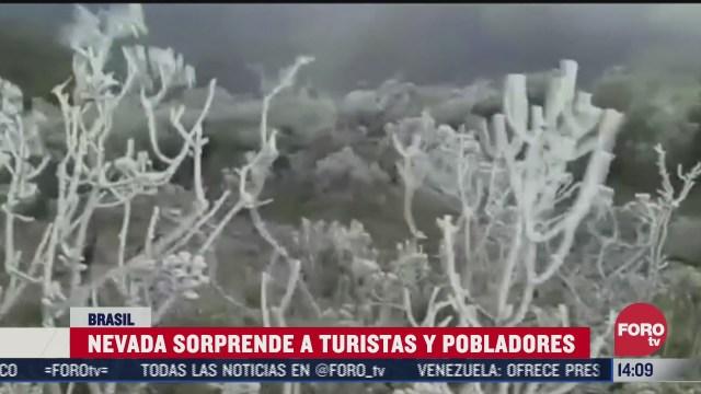 nevada sorprende a brasil