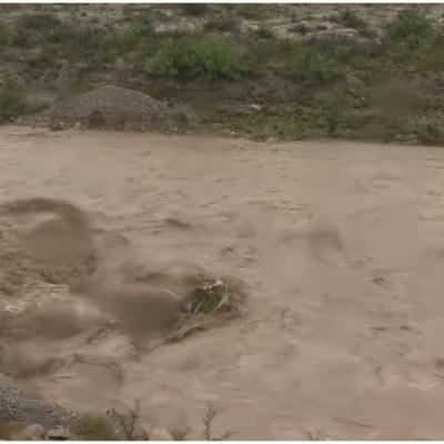 Encuentran cuerpo de Lluvia, la niña que fue arrastrada por arroyo en Coahuila