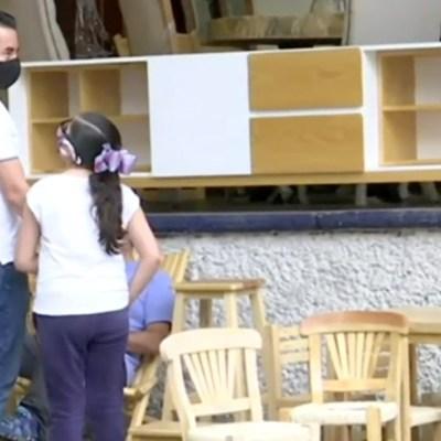 Nueva normalidad por COVID-19 afecta ventas para actividad escolar en México