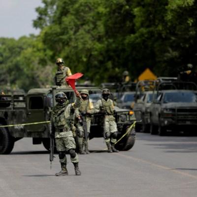 Enfrentamiento en Juventino Rosas, Guanajuato, deja dos muertos y tres heridos