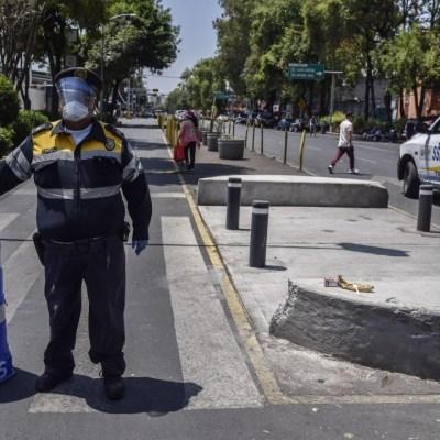 Hombre muere atropellado en Eje 8 Sur, Ciudad de México
