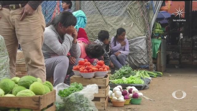 omerciantes de Chiapas piden estancia infantil en mercado oara evitar el robo de mernores en mercados de San Cristobal de las Casas