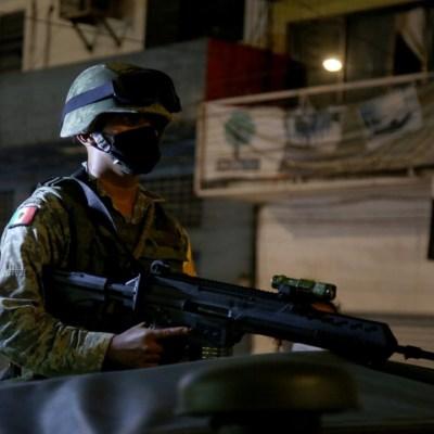 Abaten a ocho presuntos sicarios de la 'Tropa del Infierno' durante enfrentamiento en Nuevo Laredo