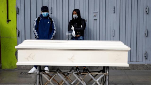 Muertos en Perú por una fiesta coronavirus