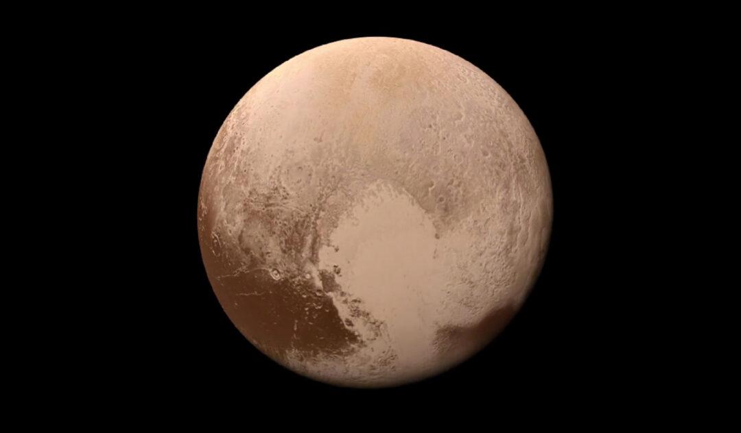 ¿Por qué Plutón de ser clasificado como un planeta?