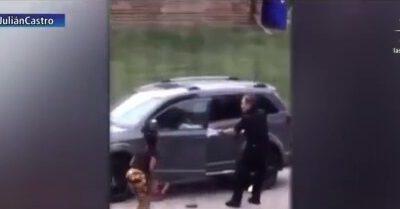 Video: Policía dispara siete veces contra afroamericano en Wisconsin