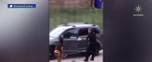 policia dispara siete veces a hombre afroamericano en wisconsin