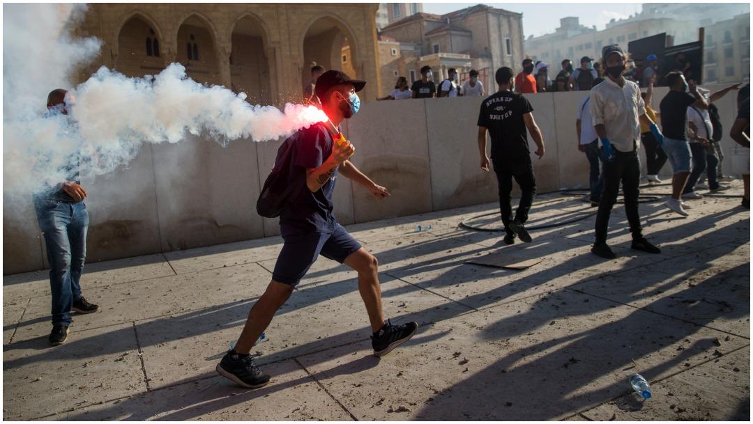 Protestas Libano