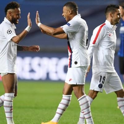 PSG destruye el sueño del Atalanta y avanza a las semifinales de la Champions League