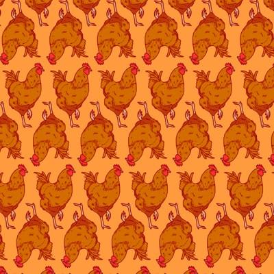 Reto visual: ¿Puedes encontrar a las gallinas ocultas entre los gallos?