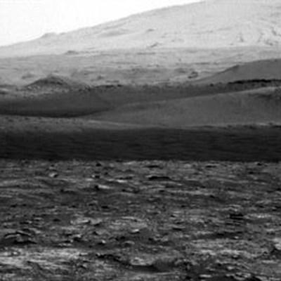 ¿Qué es el diablo de polvo que pasó frente al rover Curiosity en Marte?