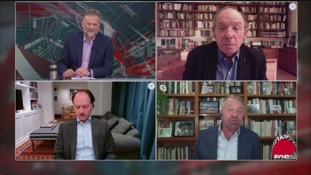 Leo Zuckermann, Héctor Aguilar Camín, Jorge Castañeda y Javier Tello analizan el derrumbe de la economía mexicana