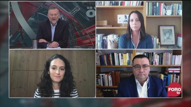 Leo Zuckermann, Sabino Bastidas, Alexandra Zapata y Maite Azuela analizan la filtración pública de la denuncia de Emilio Lozoya y sus implicados