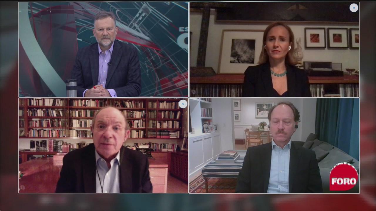 Leo Zuckermann, Héctor Aguilar Camín, Javier Tello y Valeria Moy analizan los cambios en el gabinete de AMLO