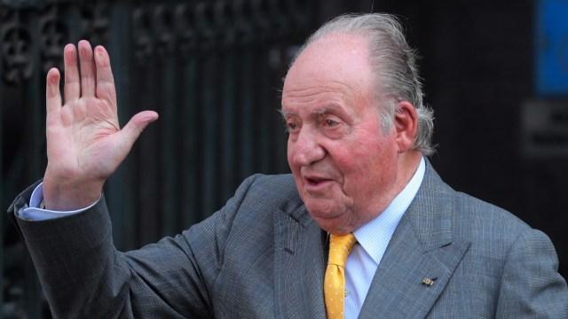 Rey Emérito de España Juan Carlos I