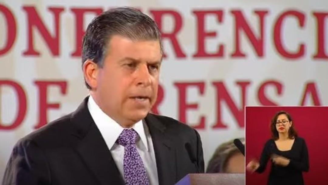 Ricardo Sheffield Padilla, titular de Profeco